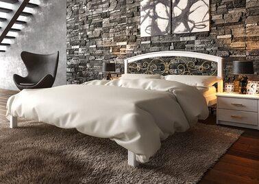 Кровать БРИТАНИЯ Ковка