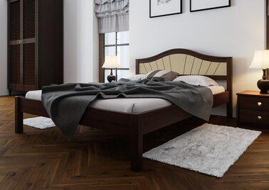 Кровать ИТАЛИЯ Мягкое изголовье